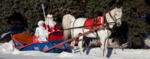 Дед Мороз в Кирове